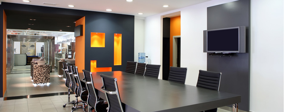 Markoski interiors office fitouts for Home office fitout